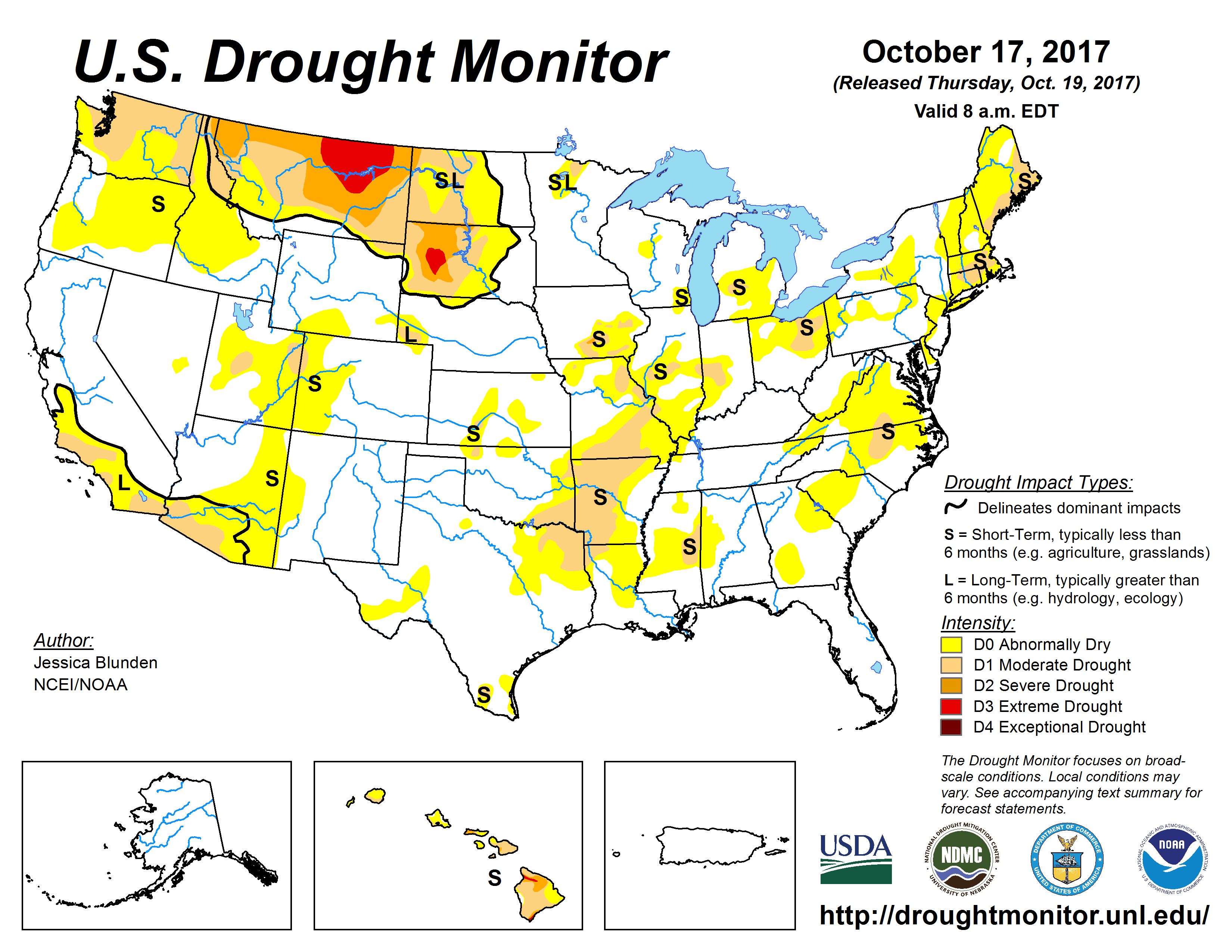 Drought Monitoring | Fire Weather