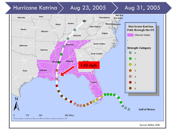 facts about hurricane katrina what can we learn from hurricane